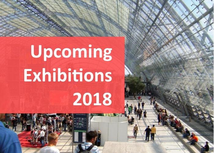 Sepha Exhibitions 2018