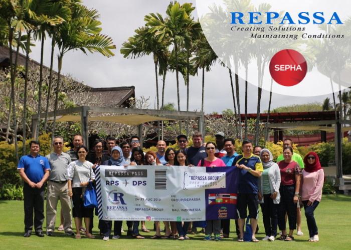 Sepha partners with REPASSA