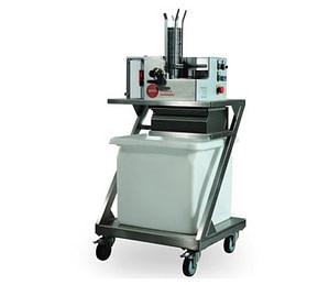 Deblister machine Sepha PressOut Automatic