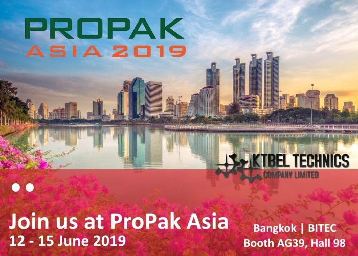 Visit Sepha at ProPak Asia